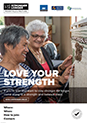 ACC7766 Love your strength poster